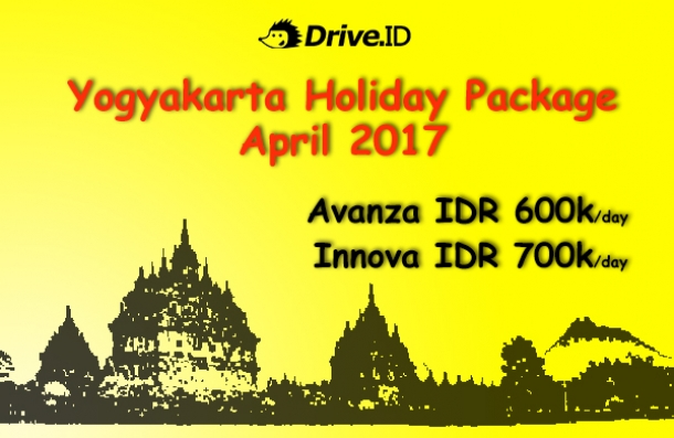 Yogyakarta Holiday Package April 2017