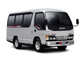 Isuzu Long ELF 12 seats